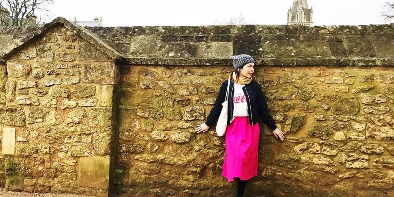 【英國】 牛津散步小旅行 | The Grand Café 英式下午茶與牛津大學的文青相遇
