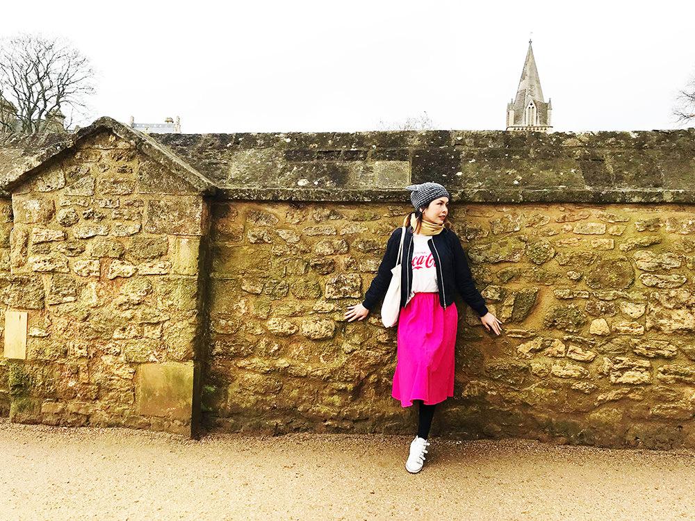 【英國】 牛津散步小旅行   The Grand Café 英式下午茶與牛津大學的文青相遇