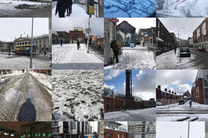 【愛爾蘭】用三月風雪角度 欣賞都柏林的美 | 交通攻略 X Generator Hostel文青時尚旅館 (含影片)