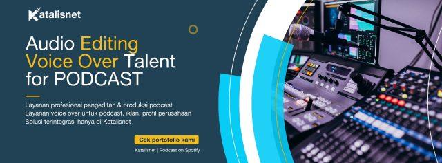 """Layanan Pembuatan Podcast - Jasa Editing Audio untuk Podcast"""""""
