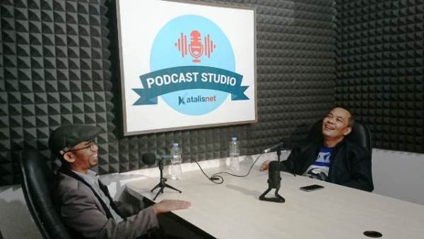 Podcasting dan Vodcasting Akademia KPI STAIPI Bandung