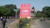 PSBB Kota Bandung