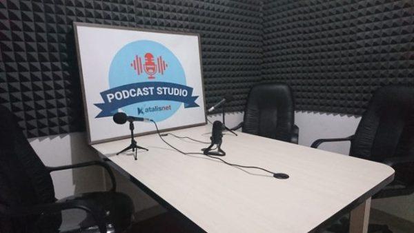 Studio Podcast Katalisnet