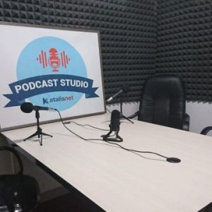 Studio Podcast Katalisnet