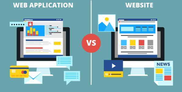 Perbedaan Website dan Aplikasi