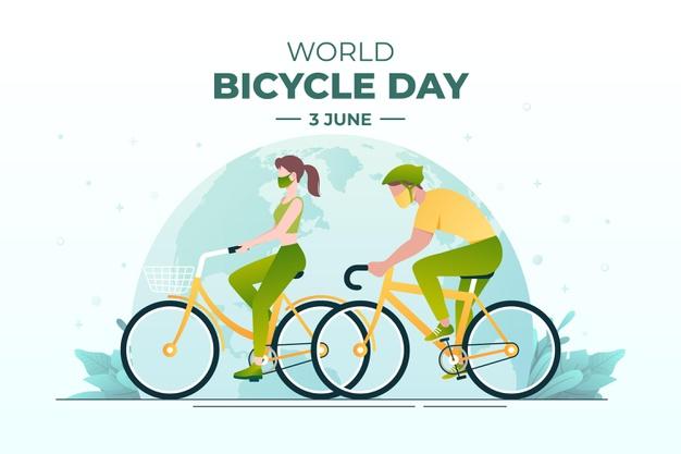 Hari Sepeda Sedunia, World Bicycle Day 3 Juni