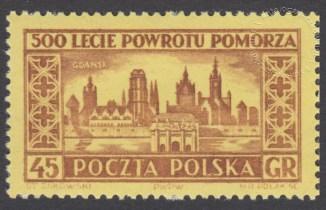 500 rocznica powrotu Pomorza do Polski - 733