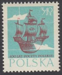 400 lecie Poczty Polskiej - 922