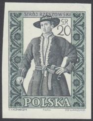 Polskie stroje ludowe - 994A