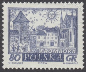 Historyczne miasta polskie - 1050