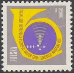 Konferencja Ministrów Łączności Krajów Socjalistycznych - 1101