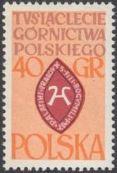 Tysiąclecie górnictwa polskiego - 1124