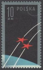 Pierwszy zespołowy lot kosmiczny - 1204