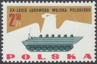 20 lecie Ludowego Wojska Polskiego - 1283