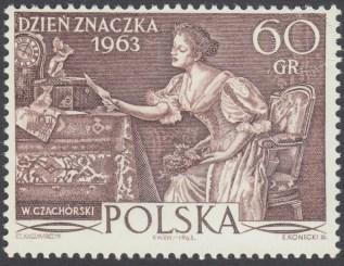 Dzień znaczka - 1285