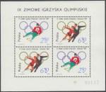 IX Zimowe Igrzyska Olimpijskie w Innsbrucku - Blok 30
