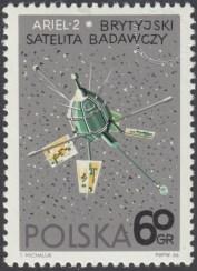 Badania kosmosu - 1584
