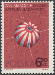 Badania kosmosu - 1588