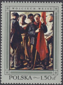 Malarstwo polskie - 1721