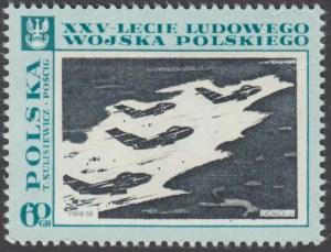 25 lecie Ludowego Wojska Polskiego - 1734