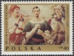 Malarstwo polskie - 1795