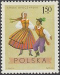 Polskie stroje Ludowe - 1808