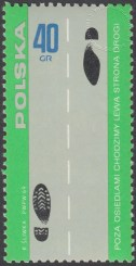 Bezpieczeństwo ruchu na drogach publicznych - 1812
