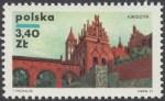Zamki polskie - 1916