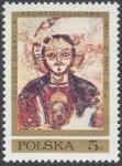 Polskie odkrycia archeologiczne - freski z Faras - 1929
