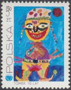25 rocznica powstania UNICEF - 1938