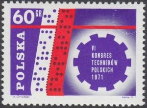 VI Kongres Techników Polskich - 1954