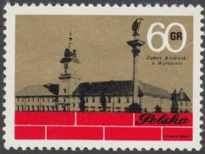 Zamek Królewski w Warszawie - 1971