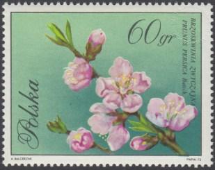 Kwiaty drzew - 1988