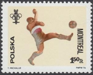 XXI Igrzyska Olimpijskie w Montrealu - 2307