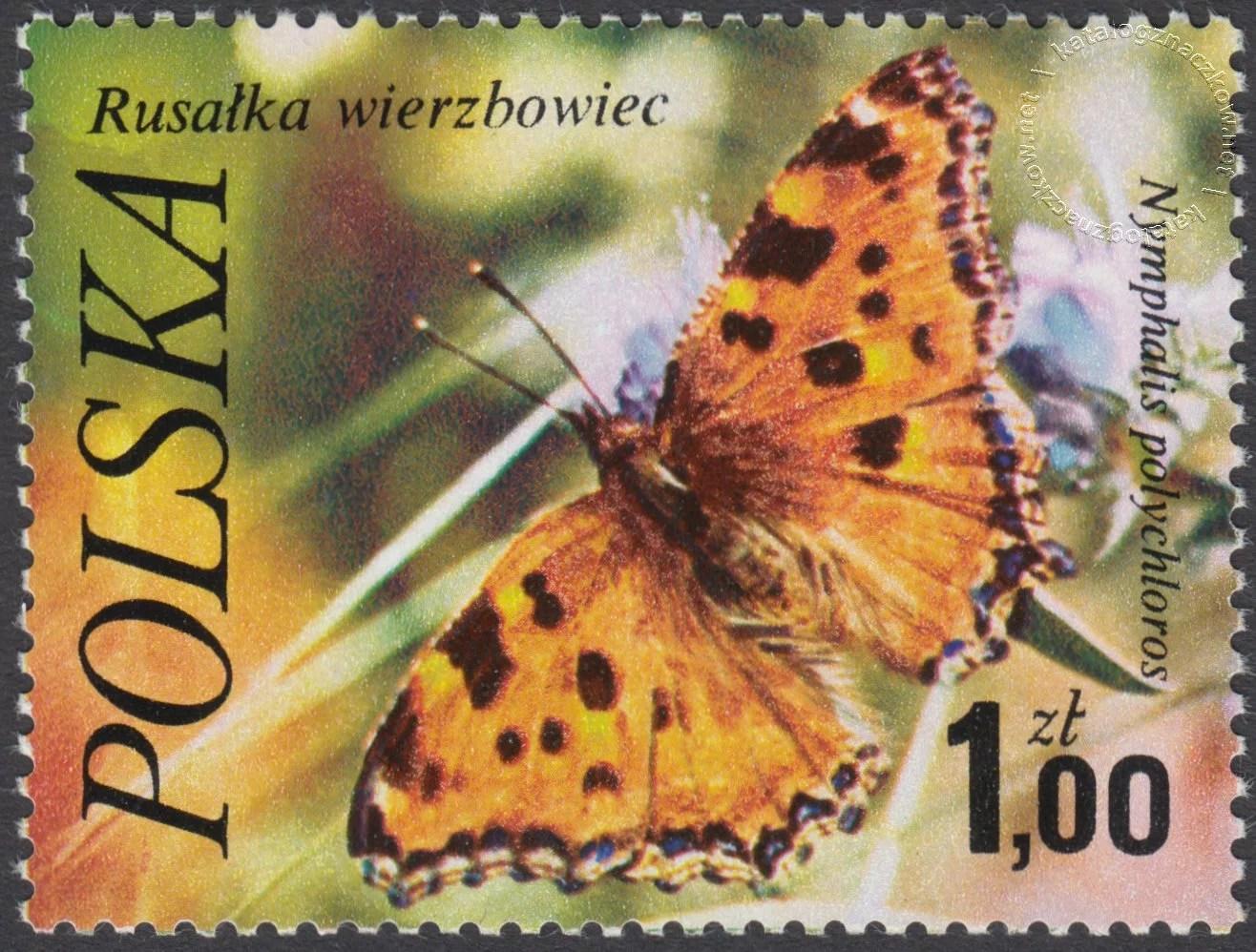 Motyle znaczek nr 2370