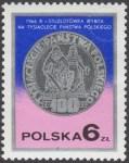 Dzień znaczka - monety polskie - 2383