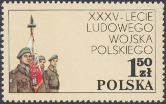 35 lecie Ludowego Wojska Polskiego - 2433