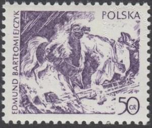 Polska grafika współczesna - 2460