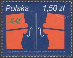 Międzynarodowy konkurs Młodych Skrzypków w Lublinie - 2500