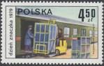 Dzień Znaczka - postęp pocztowy - 2505