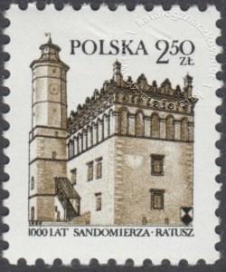 Tysiąclecie Sandomierza - 2551