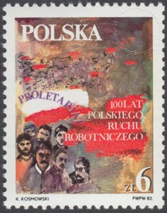 100 lecie polskiego ruchu robotniczego - 2673