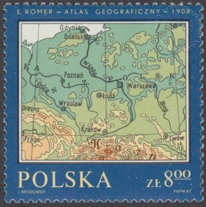 Pomniki polskiej kartografii - 2698