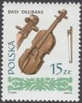 Polskie ludowe instrumenty muzyczne - 2754