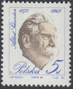 Albert Schweitzer - 2902