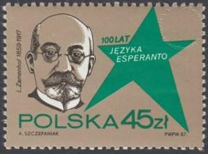 100 rocznica utworzenia języka esperanto - 2956