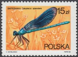 Ważki polskie - 2988
