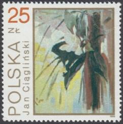 Kwiaty w malarstwie polskim - 3089