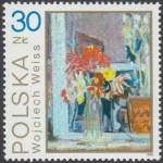 Kwiaty w malarstwie polskim - 3090