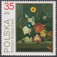 Kwiaty w malarstwie polskim - 3091